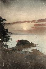 江の島絵葉書